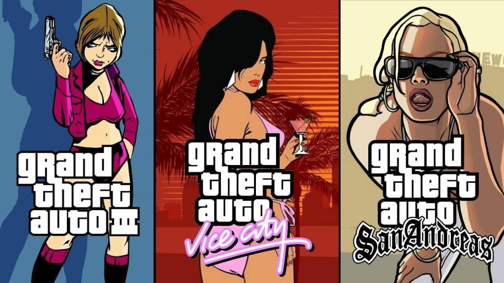 Remasters of the Grand Theft Auto 3 trilogy may be released this fall