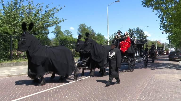 Gorgeous funeral Cor Vermeulen in Breda