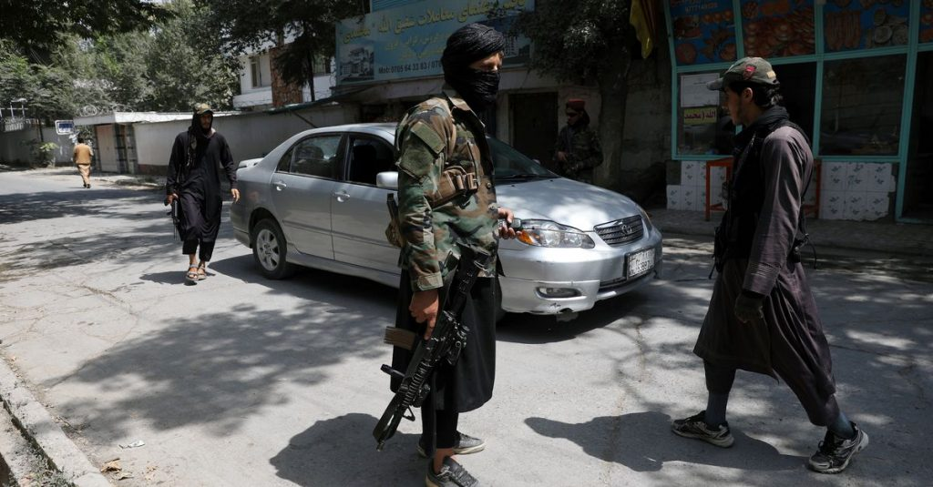 If the US does not leave by August 31, the 'effects' will continue, the Taliban threaten