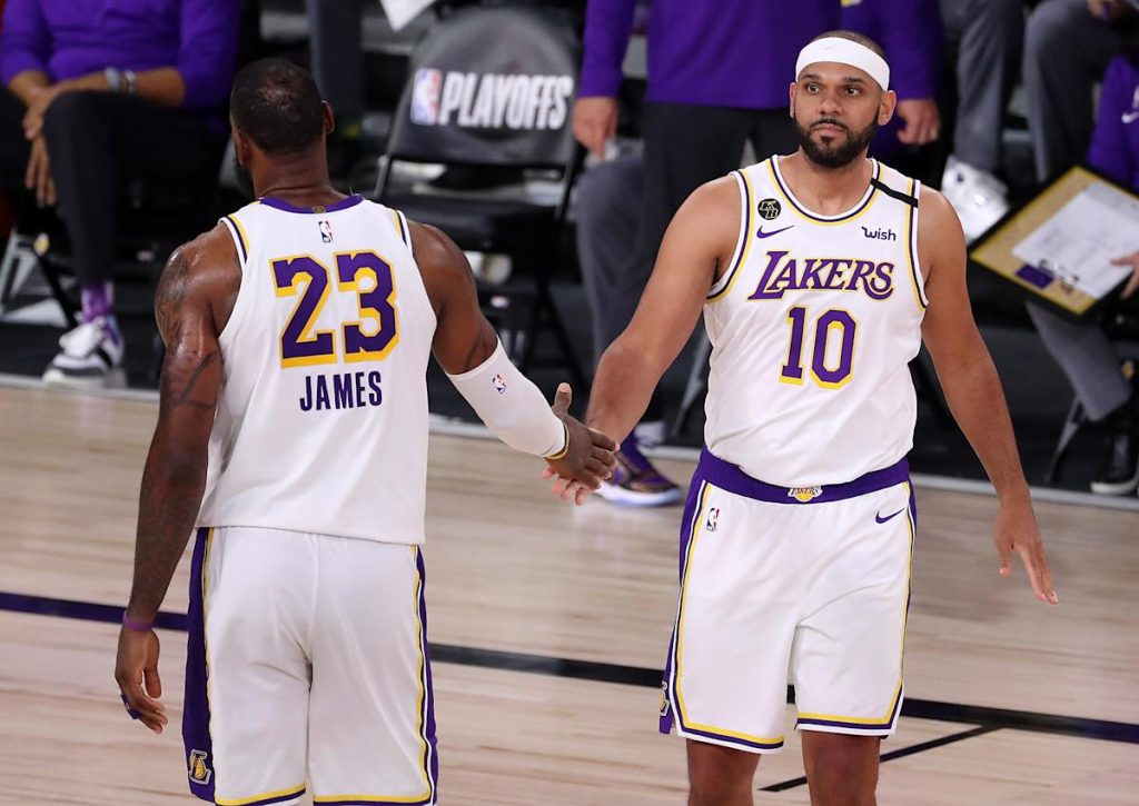 LeBron James is upset about Jared Dudley joining the Mavericks