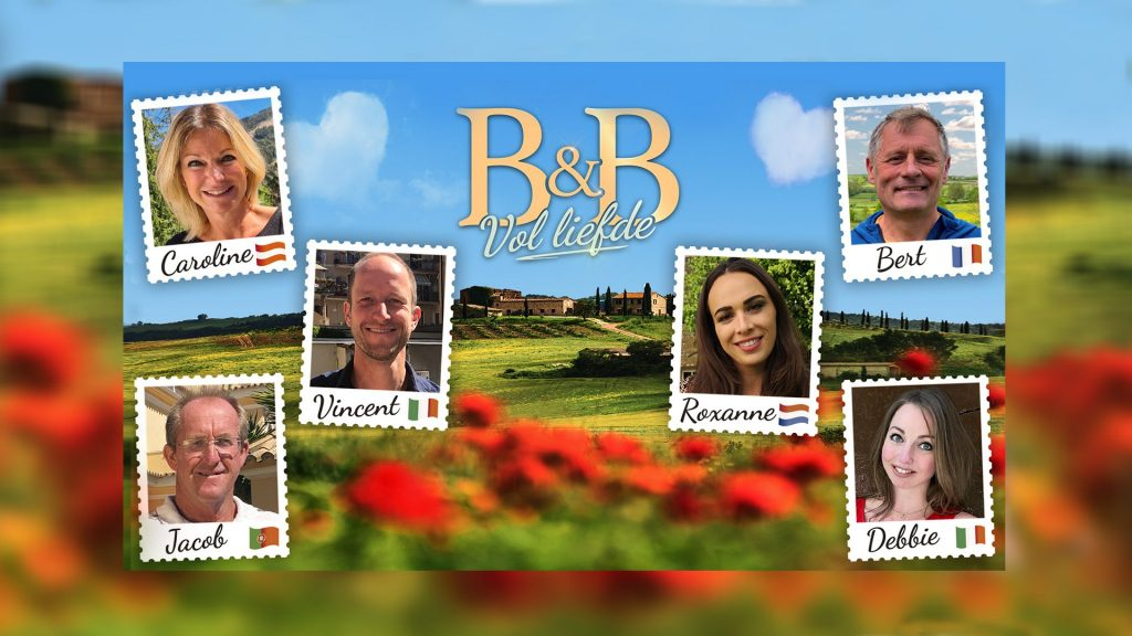 The bottom line: These B&B owners found love at B&B Vol Liefde
