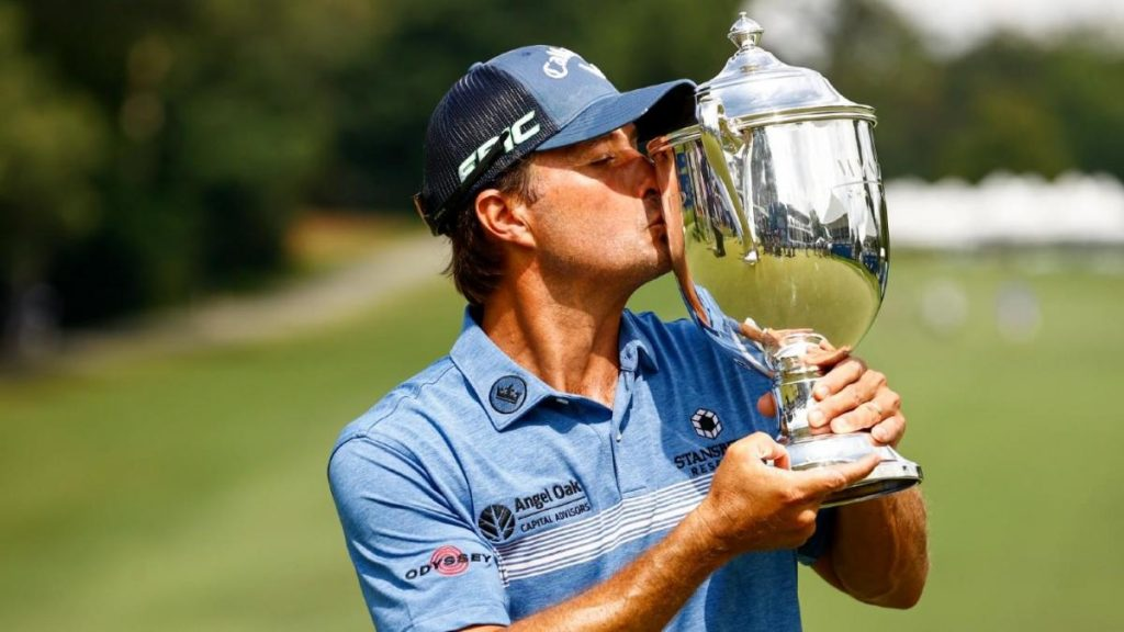 2021 Wyndham Championship, Leaderboards, Scores: Kevin Kessner wins record tie in six-man playoff