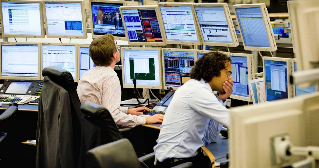 AEX takes the final record above 770 points;  shell slips |  Financial