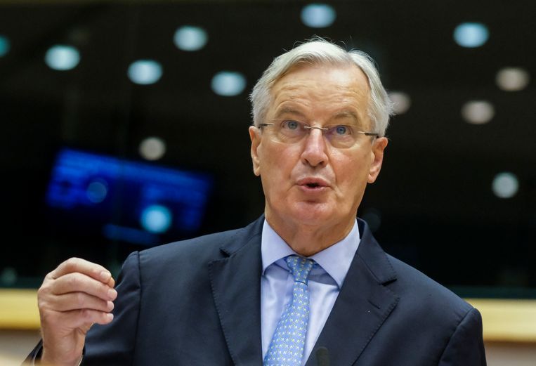 Brexit negotiator, Barnier wants to become the next president of France