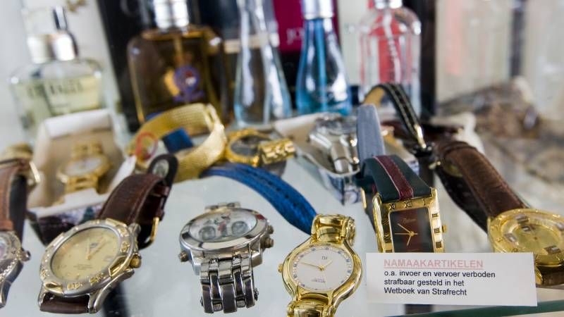 Customs see more counterfeit goods due to the Corona crisis