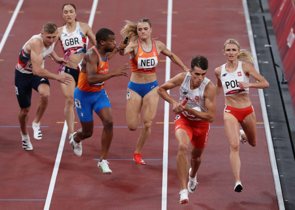Despite protests in the final, the Dutch relay team still faces the United States: 'unacceptable'