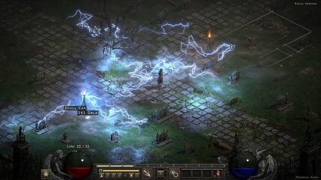 Diablo II: Resurrection preview