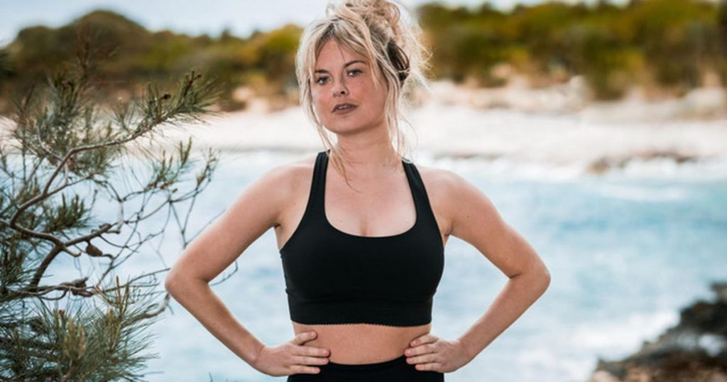 Dumpert star Sylvana Eselmodine participates in Expedition Robinson: 'I used a bikini as a towel'    stars