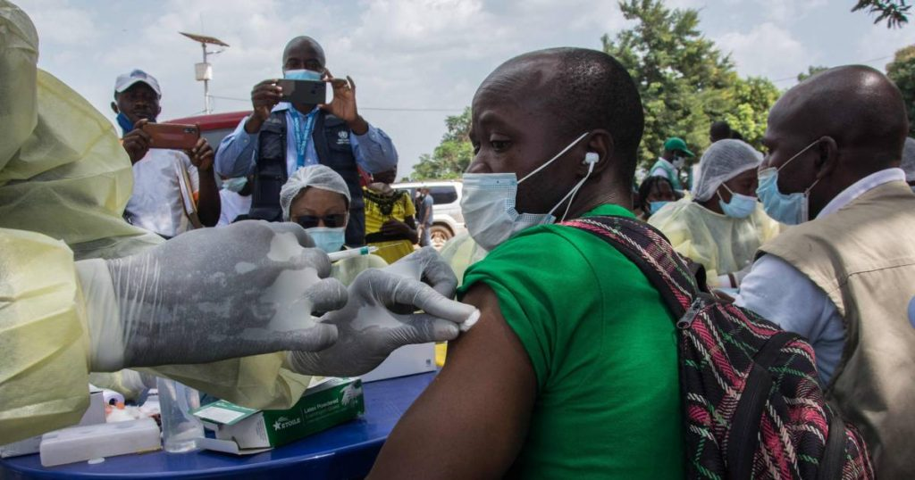 Ebola case in Ivory Coast for the first time in 25 years    abroad