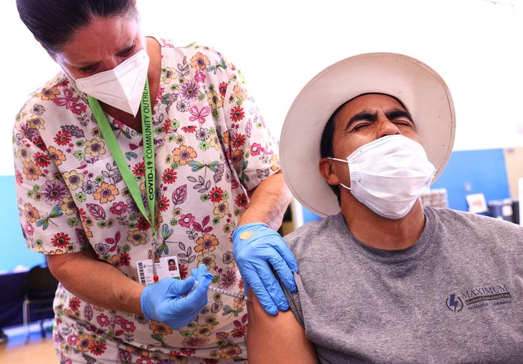 Is there any difference between giving $ 100 to vaccinators and what they do in the United States?
