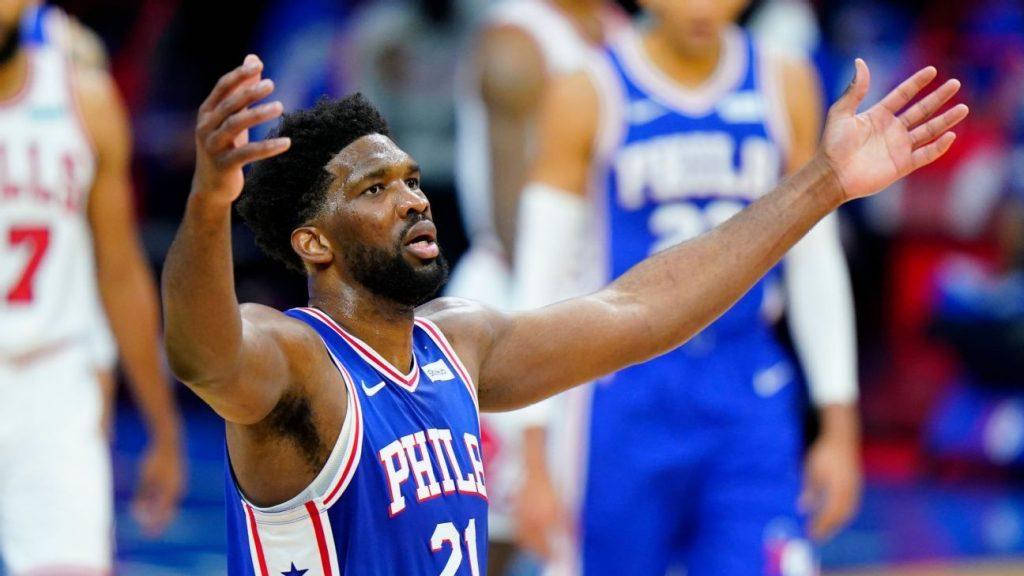 Joel Embiid, Philadelphia 76ers, 4-year finish, $196 million Supermax extension through 2026-27