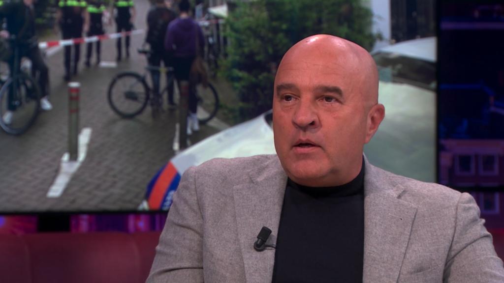 "John van den Heuvel on the quarrel with Peter R: ""It was overtaken by a terrible event"""