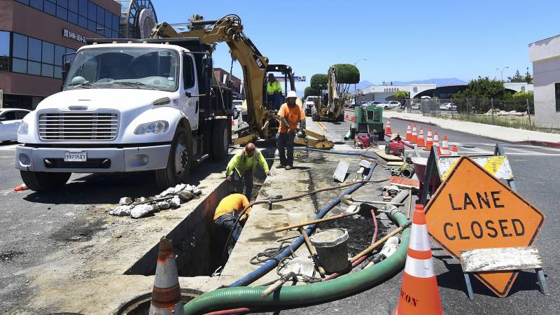 Largest US infrastructure deal: $ 550 billion for development
