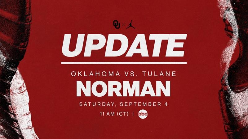 OU- Tulane Football Game Move to Norman