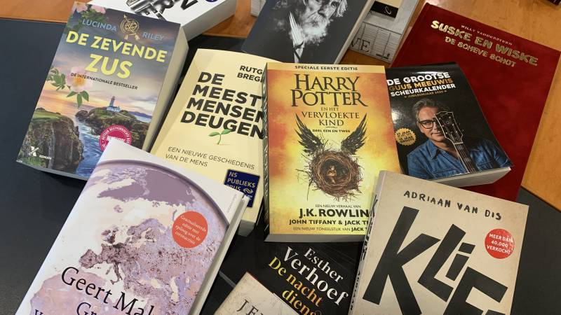 """Paper shortage is a big problem for the book sector: """"Some titles are temporarily unavailable"""""""