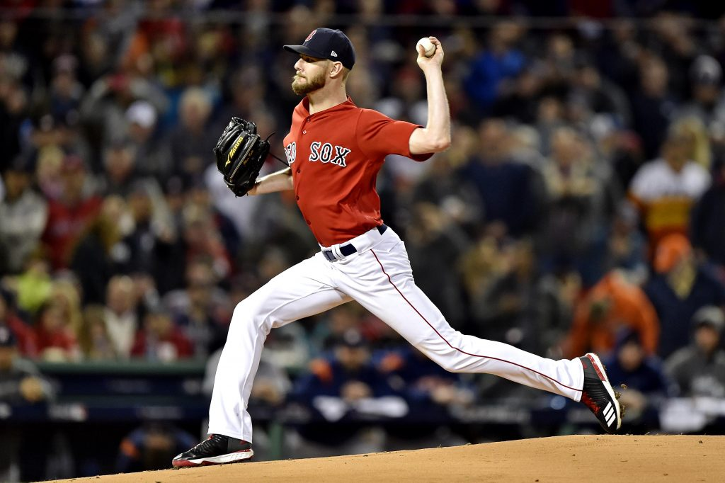 Red Sox Activate Chris Sale