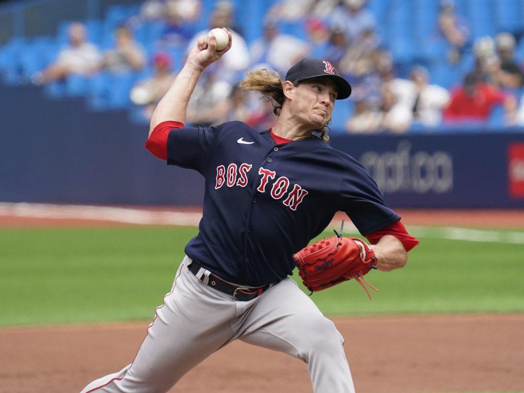 Red Sox transfer Garrett Richards to Bullpen