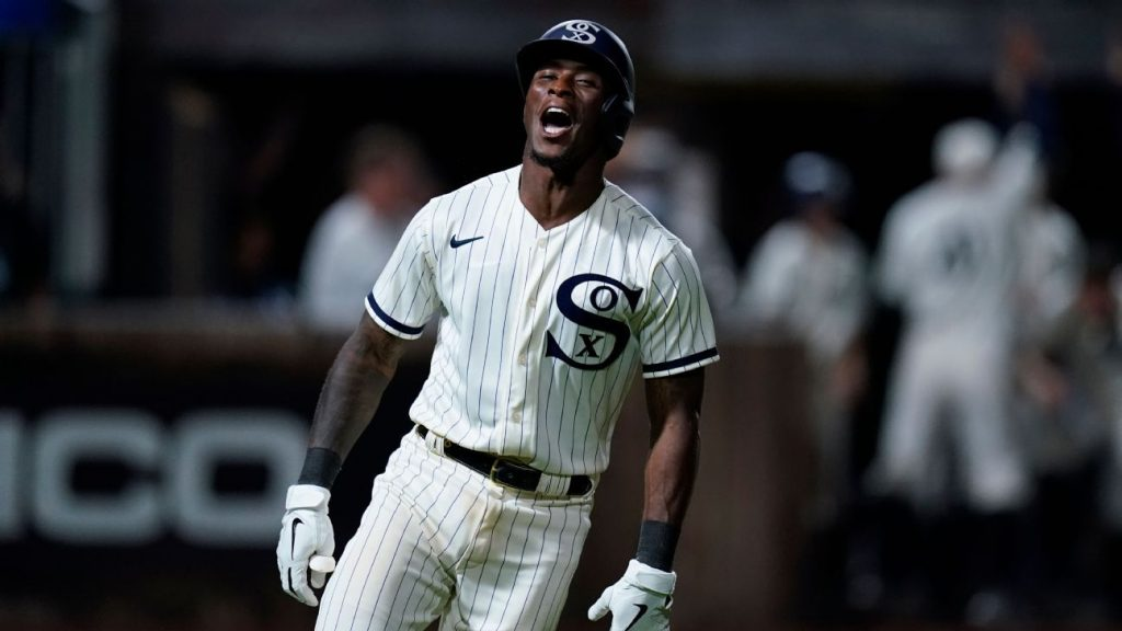 """The Chicago White Sox wins the """"Field of Dreams"""" match in Tim Anderson's home career"""