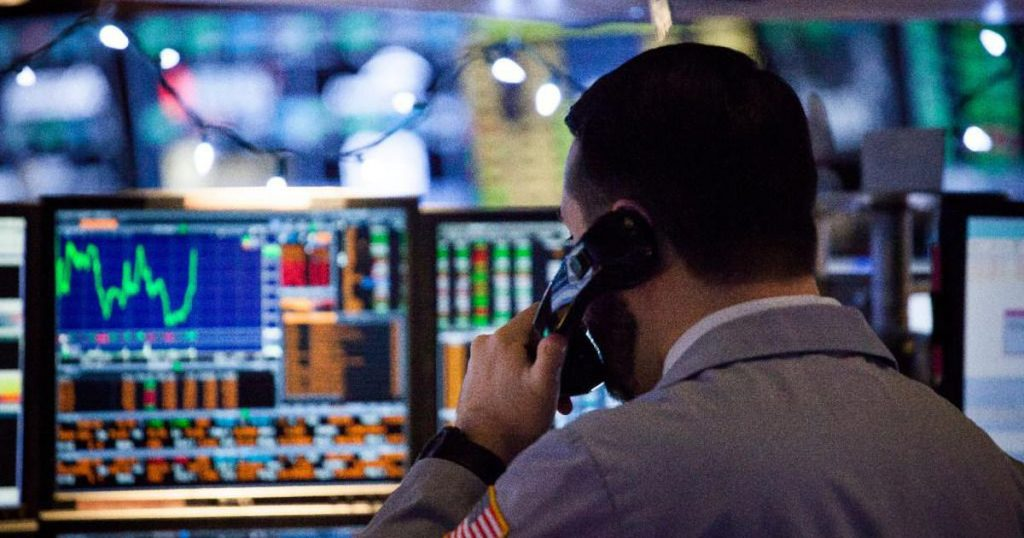 The third loss in a row for the Dow Jones    Financial
