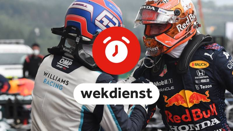 Wake-up call 28/8: Verstappen starts from the pole in Belgium • Afghanistan Veterans Meeting