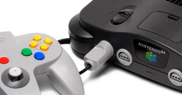 The N64 console replica includes some extra buttons |  News