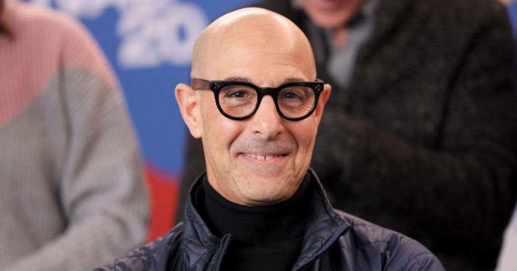 Actor Stanley Tucci: I've been tube-fed for 6 months    stars