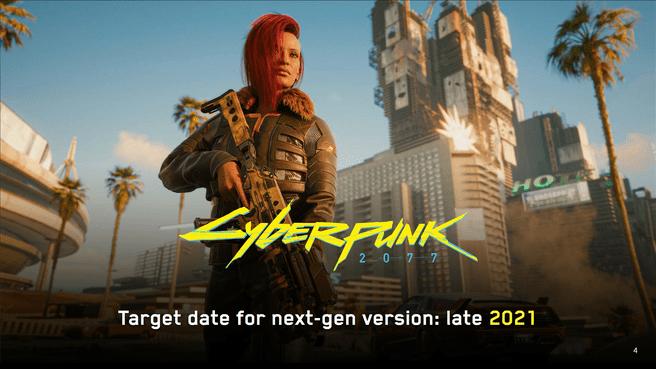 Cyberpunk 2077 Next Generation Upgrade