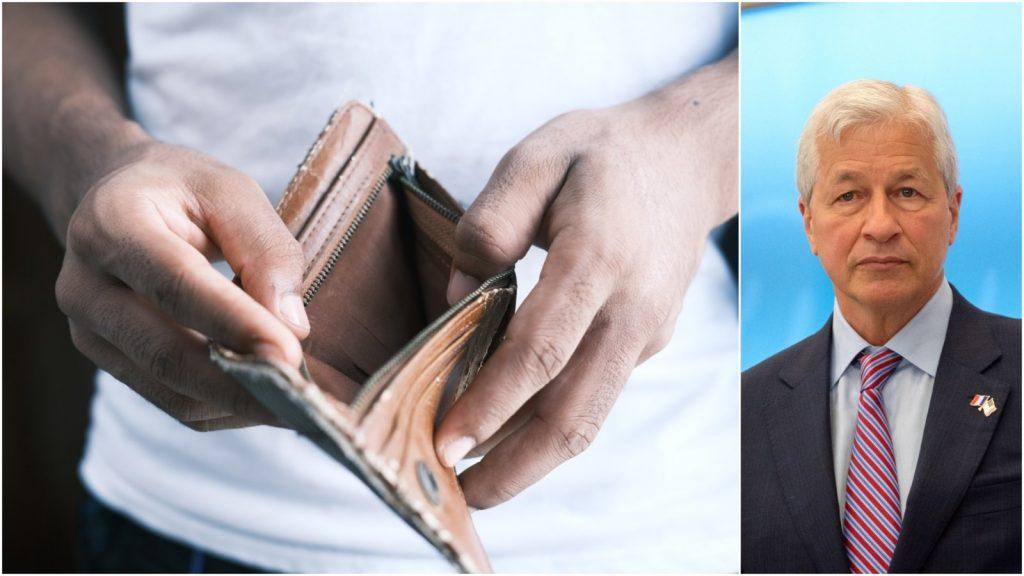 "CEO JP Morgan: ""US Debt Failure Scene Possible Disaster"""