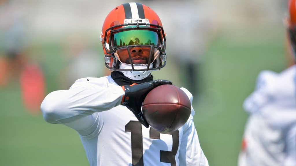 Cleveland Browns rule out Odell Beckham Jr. against Houston Texans