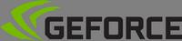 nVidia GeForce logo (45 pixels)