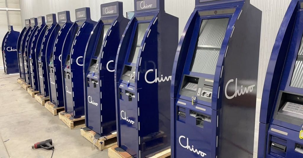 El Salvador places 50 bitcoin processor Chivo ATMs in the United States