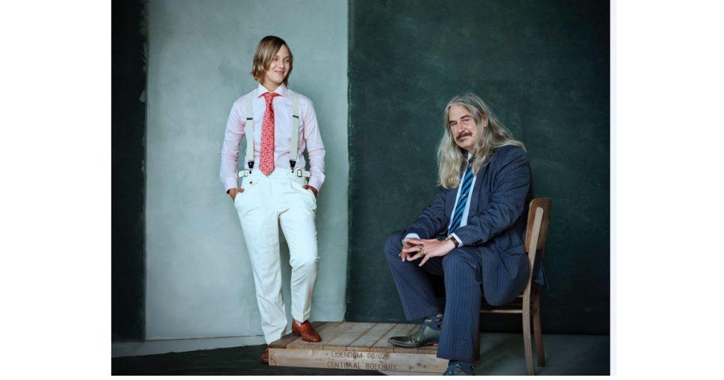 Elijah Leonard Pfeiffer and Marek Lucas Reinfeldt celebrate love    civilization