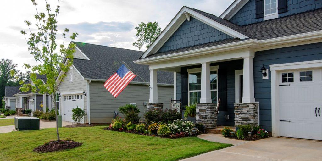 Minder bestaande woningen verkocht in VS