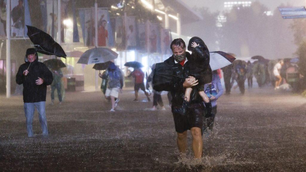 Ida's Aftermath Destroys US East Coast: Hurricane and Flood