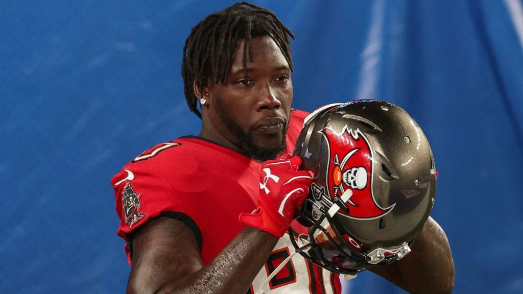It will be a Tampa Bay Buccaneers game without Jason Pierre Paul and Jaydon McCains against the Los Angeles Rams
