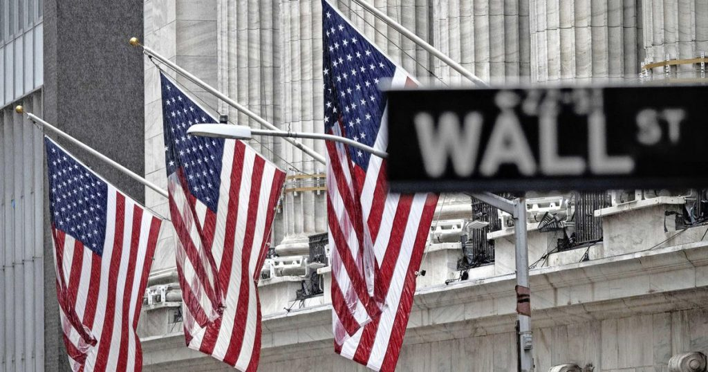 Nasdaq and S&P 500 score by bargain hunters |  Financial issues