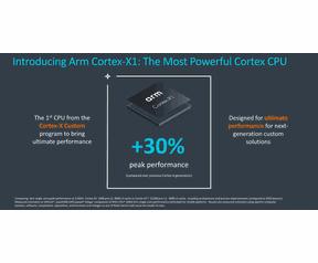 Arm Cortex X1 en A76