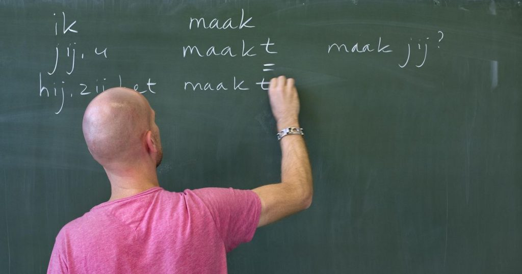 Research: Many Dutch people think they don't know an educated person |  interior