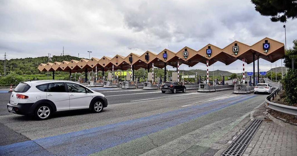 Spain cancels tolls: vacationers pay tens of euros less |  Abroad