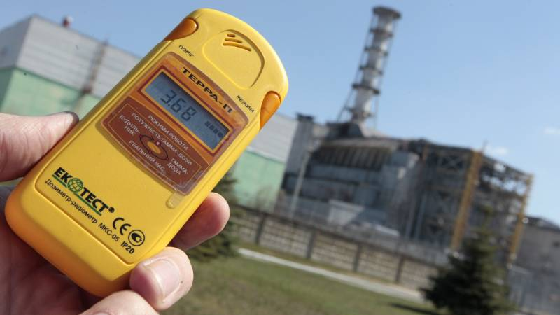 """The """"Forbidden Zone"""" is re-mapped to Chernobyl"""