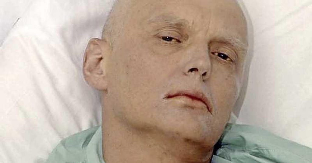 The Litvinenko case is clear for Hoff, a new turn for the Skripal murder |  Abroad