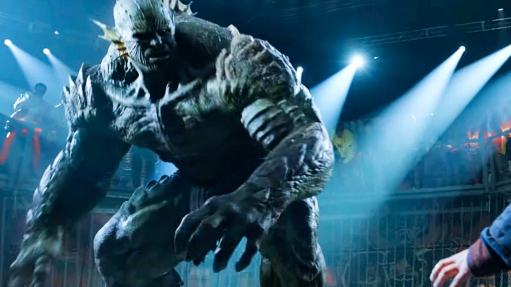 This is the prominent role of Abomination in 'Shang-Chi and the Legend of the Ten Rings'