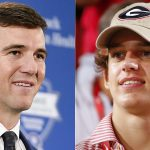 """Uncle Eli says Arch Manning has """"a lot of pressure and a lot of expectations"""" in the national spotlight"""