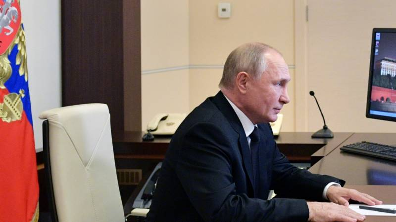 West criticizes that Putin thanks the Russians for their confidence in the elections