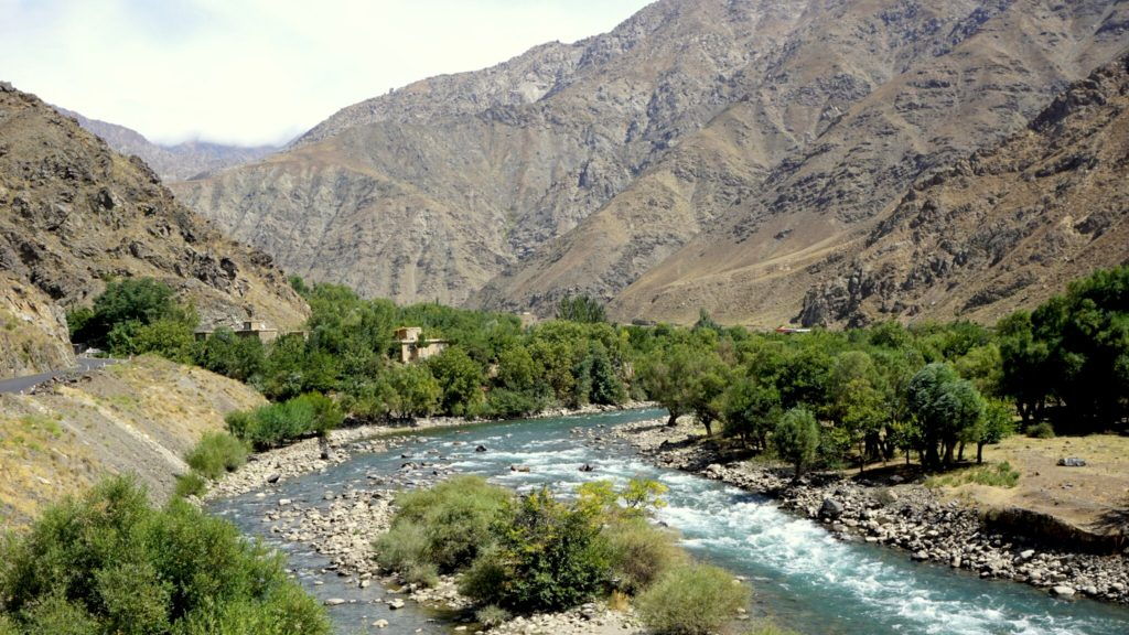 Why do the Taliban insist on controlling the Panjshir Valley?