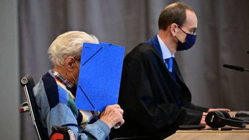 100-year-old SS guard at Sachsenhausen in court