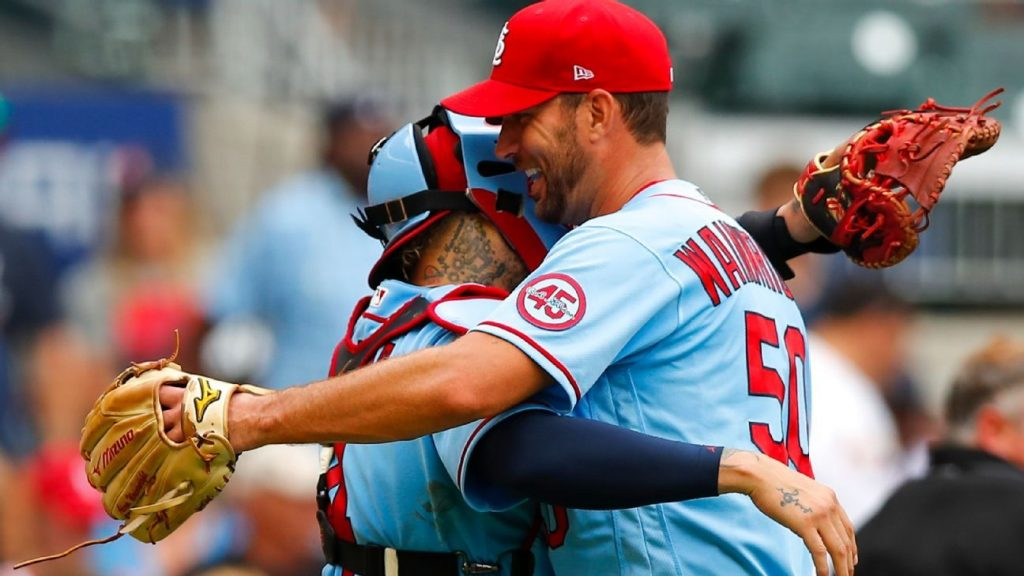 2021 MLB Playoffs - How the St. Louis Cardinals went from 1.3% odds after the season to playing the defending champions tonight