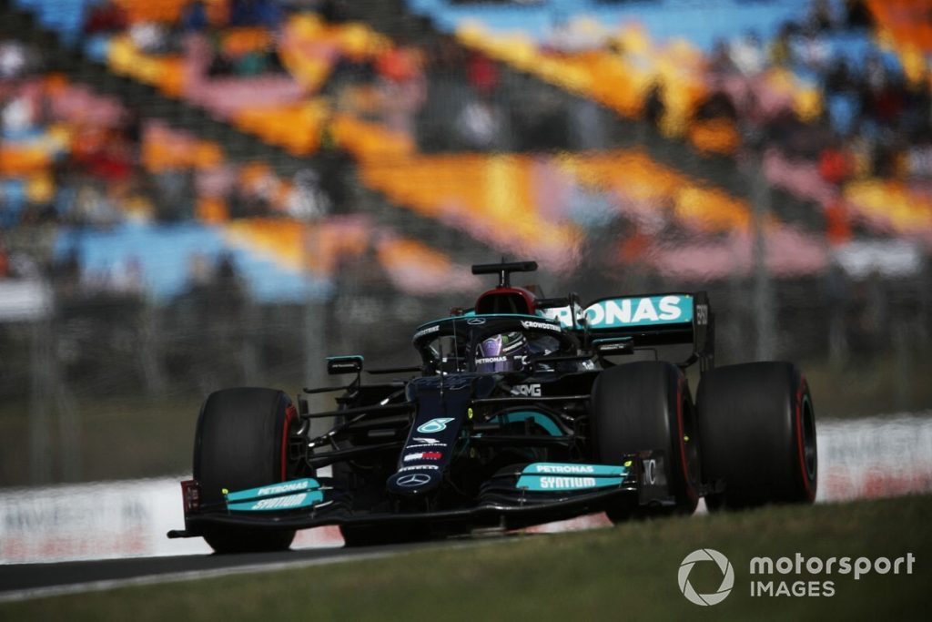 Mercedes explains why Hamilton's engine has not been completely changed