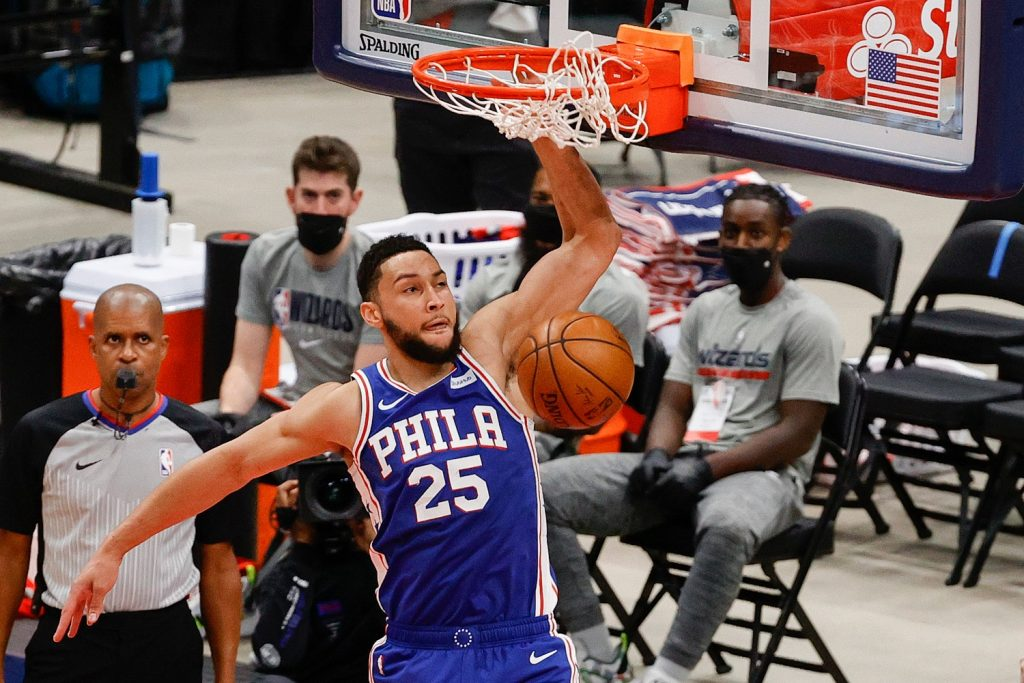 Sixers fans react to Ben Simmons as he reappears in Philadelphia after Holdout - CBS Philly