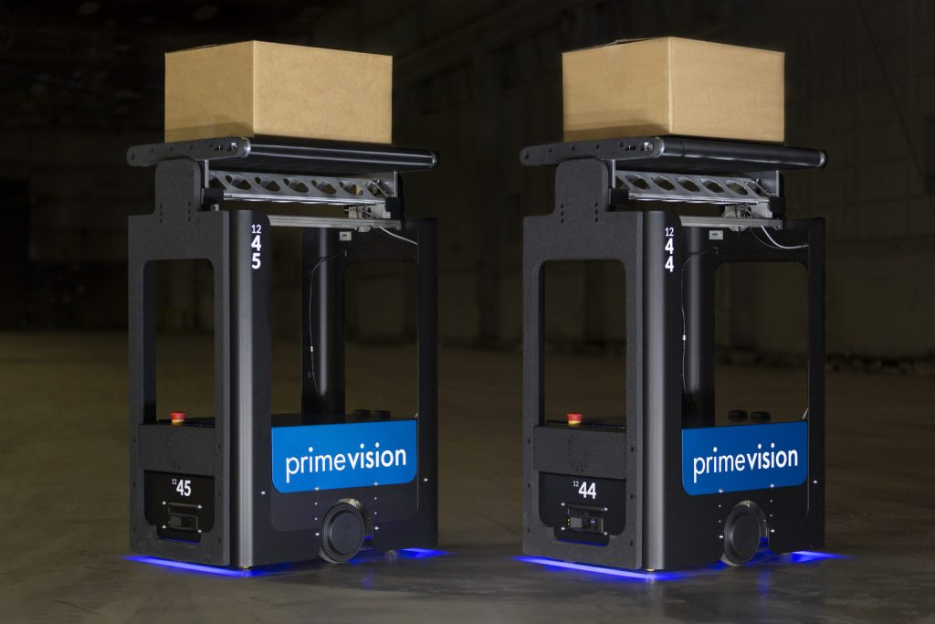 Prime Vision and VDL Crop are bringing the sorting robots to the United States